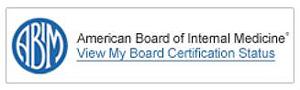 abim certificate